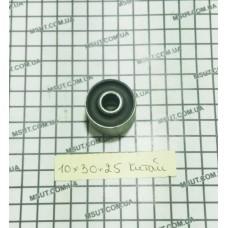 Сайлентблок короткий 30 мм (10x30x25) 2шт\уп. 50CC4T