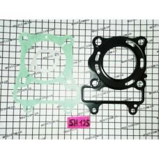 Прокладки (прокладка) головки + цилиндра SH125 CH