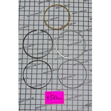 Кольца поршневые GY6-150   57.4Ф