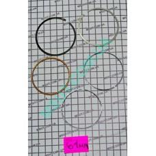 Кольца поршневые GY6-170   61Ф    STD