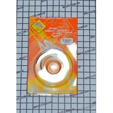 Кольца поршневые 43мм/2-т - цепь  STD    TB60