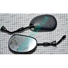 Зеркала HSC-010 ОВАЛ(без резинки) (++)  10мм пара