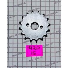 Звезда цепи передняя (малая) 420 Nostalgia/Delta 16зуб.