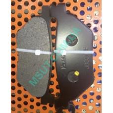 Колодки тормозные дисковый перед YP250  MAJESTY 250 (пара) FA319