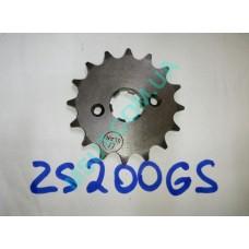 Звезда передняя (ведущая) ZS200GS 428-15T