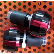 Отбойники руля ZX-601 (BLACK, RED, SILVER)
