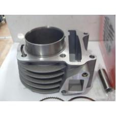 Цилиндр+поршень к-т GY100    51mm MSU