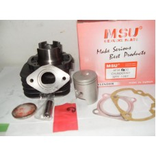 Цилиндр+поршень к-т 65cm3 DIO AF35 MSU
