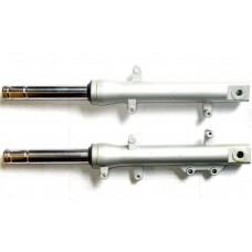 Передний аммортизатор (вилка)  QT-10A STORM (шток:30мм)